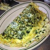 spinach-&-feta-omelette