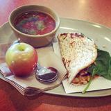 low-fat-vegetarian-garden-vegetable-soup-with-pesto