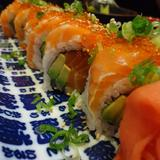 double-salmon-roll