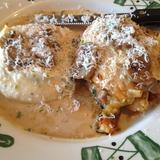 chicken marsala - Olive Garden Salem Oregon