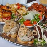 vegetarian-meze-platter