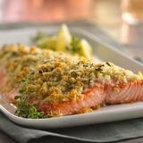 salmon-parmesan