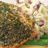 herb-crusted-filet-of-salmon