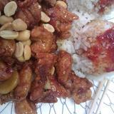 kung pao chicken lunch - North China Garden