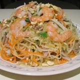 papaya-shrimp-mango-salad