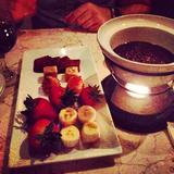 chocolate-fondue-for-two