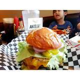 antelope-burger
