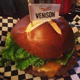 venison-burger