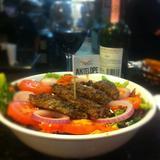 antelope-salad