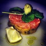 salmon-tartar,-basil,-acqua-pazza