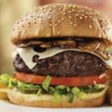 mushroom-swiss-burger