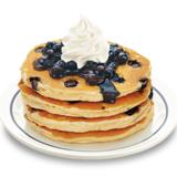 double-blueberry-pancakes