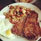 marinated-steak-and-eggs