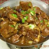 lamb-w/brown-sauce
