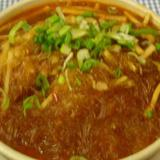 shanghai-rice-noodle-bamboo-shoot-pork-in-clay-pot