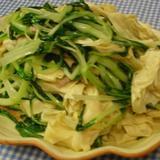 shanghai-style-vegetable-w/dried-bean-curd