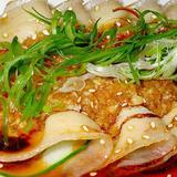 sliced-pork-in-garlic-sauce