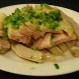 shanghai-style-steam-chicken-w/onion-oil