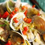 clam-sautéed-with-chili
