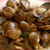 clam-sautéed-with-bean-sauce
