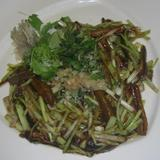 yellow-chinese-chives-with-eel-paste
