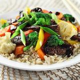 stir-fried-brown-rice