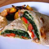minced-vegetable-wraps
