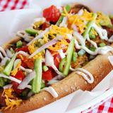 great-hot dog-food-on-menu