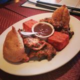 vegetarian-sampler-platter