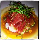 tuna-crudo