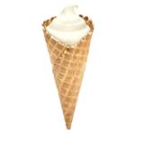 vanilla-frosty-waffle-cone