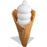 waffle-cone