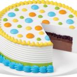 dq®round-cake