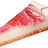 strawberry-swirl-cheesecake