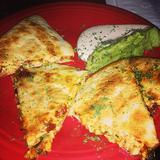 chicken-&-goat-cheese-quesadilla