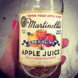 sparkling-apple-juice
