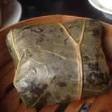 sticky-rice-in-lotus-leaf