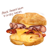 double-croissanwich™-with-ham-&-bacon