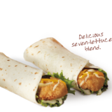 ranch-crispy-chicken-wrap