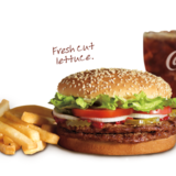 double-whopper® sandwich-meal
