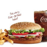whopper® sandwich-meal