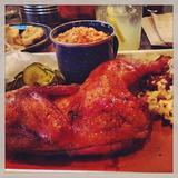 half-chicken