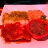 mexican-flag-enchiladas