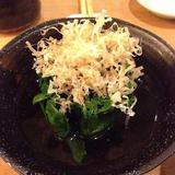 oshitashi