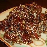 beef/chicken-with-sesame