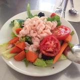 dinner-salad-with-shrimp