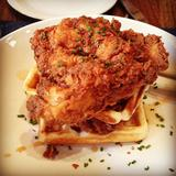 buttermilk-fried-chicken-&-waffles