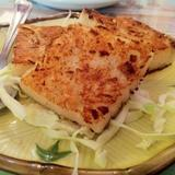 turnip-cake-with-meatless-chicken