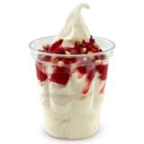 strawberry-sundae