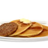 hotcakes-and-sausage